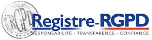 Registre RGPD Logo